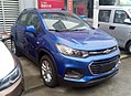 Chevrolet Trax facelift China 2017-04-05.jpg