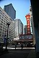 """Chicago (ILL) North State St., Theatre 1921, """" Balaban and Katz Chicago Theatre """" (4824907430).jpg"""