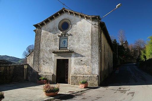 Chiesa della Madonna della Neve, Santa Fiora