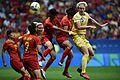 China x Suécia - Futebol feminino - Olimpíada Rio 2016 (28807075801).jpg