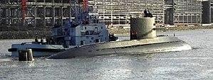 Type 039A submarine - Yuan class