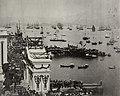 Chinesischer Photograph um 1872 - Feierlichkeiten zur Ankunft des Herzogs von Edinburgh, Hong Kong (Zeno Fotografie).jpg