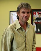 Chris DeWolfe, the co-founder and former CEO of MySpace, in 2008. Image: Robert Scoble.