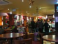 Christmas Eve coffee shop scene, Monmouth - geograph.org.uk - 1090905.jpg