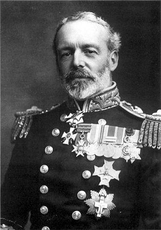 Battle of Coronel - Image: Christopher Cradock