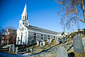 Church and cemetery in Concord, Mass 2012-0082.jpg