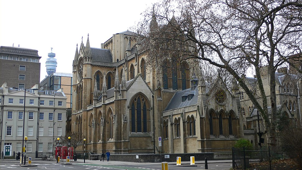 Church of Christ the King Gordon Square