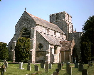 Church of St Peter and St Paul, Heytesbury Church in Wiltshire, England