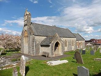 Chilton Polden - St Edwards' church