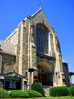 Church of the Covenant (Pennsylvania) church building in Washington, United States of America