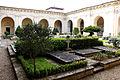 Cimitero dall'antella, cortile dell'architetto giusti, 01.JPG