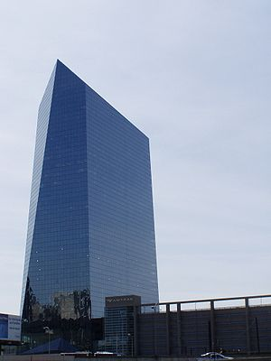 Dechert - Dechert's headquarters moved to Philadelphia's Cira Centre in 2005.
