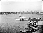 Circular Quay, Sydney from Milson's Point, North Shore (2533265460).jpg