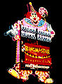 Circus Circus Hotel-Casino sign at night.jpg