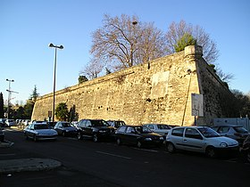 Image illustrative de l'article Citadelle de Montpellier