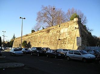 Citadel of Montpellier - The Bastion de Ventadour