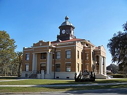 Historic Citrus County Courthouse