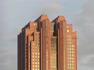 Tower at Cityplace - Image: Cityplace Tower in Dallas, Texas