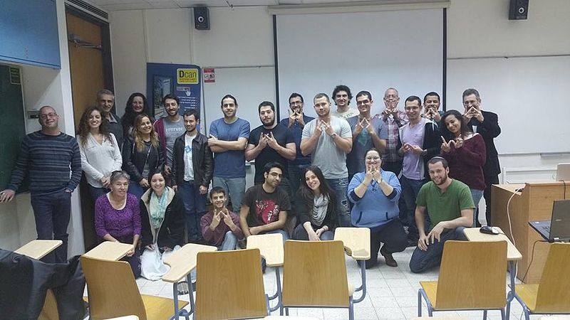 File:Class photo - Wikipedia Course Tel Aviv University.jpg
