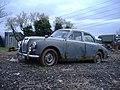Classic car at Grove farm - geograph.org.uk - 367450.jpg