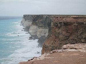 Great Australian Bight Marine Park (Commonwealth waters) - Great Australian Bight Commonwealth Marine Reserve in 2010.