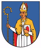 Coat of arms of the city of Clingen
