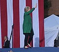 Clinton rally in Charlotte NC (29892013903) (cropped).jpg