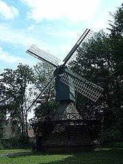 Galerie-Kokerwindmühle in Cloppenburg