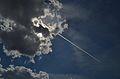 Cloud & Condensation trail.jpg