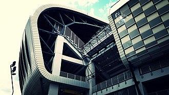Cluj Arena - Image: Cluj Cluj Arena (22411436228)