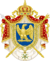 Coat of Arms Second French Empire (1852–1870)-2.svg