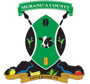 Muranga County - Image: Coat of Arms of Muranga County