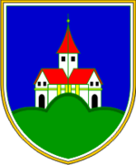 Coat of arms of Mozirje.png