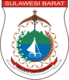 Coat of arms of West Sulawesi