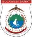 Coat of arms of West Sulawesi.png