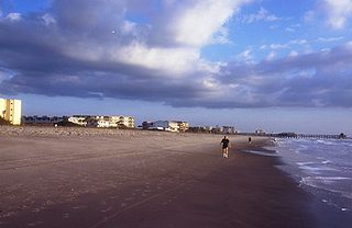Cocoa Beach, Florida City in Florida