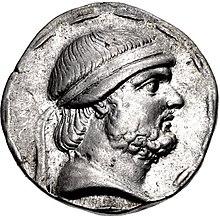 Munt van Phraates II (bijgesneden), Seleucia mint.jpg