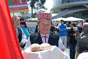 Belarusian Argentines - Immigrant Day, Buenos Aires, 2010
