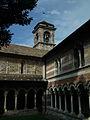 Colico, Abbazia di Piona, cloister 001.JPG
