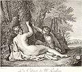 Collection de cent-vingt estampes, gravée d'après les tableaux and dessins qui composoient le cabinet de m. Poullain précédée d'un abrégé historique de la vie des auteurs qui la composent Cette suite (14798596723).jpg
