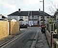 Collingwood Close, Newport - geograph.org.uk - 1588958.jpg