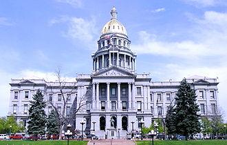 Elijah E. Myers - Colorado State Capitol