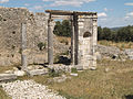 Colonnade in the Temple of Juno Caelestis - isawnyu.jpg