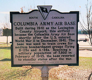Columbia Army Air Base