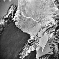 Columbia Glacier, Calving Terminus, Heather Island, December 14, 1984 (GLACIERS 1354).jpg
