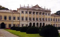 Villa Olmo.