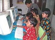 Crianças e a internet