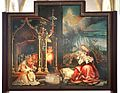 Concert des Anges et Nativité, Retable d'Issenheim (Musée Unterlinden, Colmar) (30302365111).jpg
