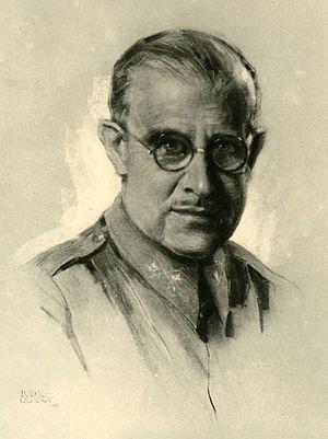 Francisco Gómez-Jordana Sousa - The Count of Jordana in 1940