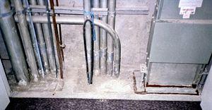 Bus duct - Image: Conduit busduct